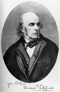 29. Эдвард Фитцеджеральд (1809-1883), первый переводчик Хайяма