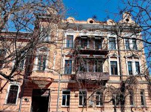 Дом Буковецкого. Фотография