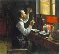 Е.И.Буковецкий. Фотограф-любитель. 1894