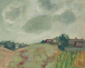 Макс Бэнд. Пейзаж