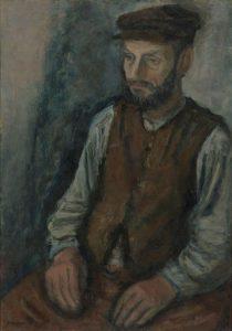 Макс Бэнд. Еврейский рабочи. 1933