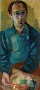 Макс Банд. Автопортрет