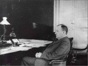 Б.П.Герасимович – директор Пулковской обсерватории