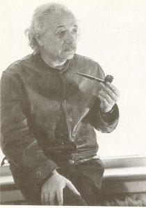 Альберт Эйнштейн, 1938 г.
