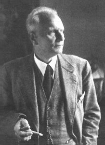 Вальтер Герлах, ориентировочно 1940-е годы