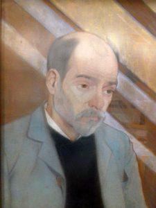 М. Жук. Портрет отца