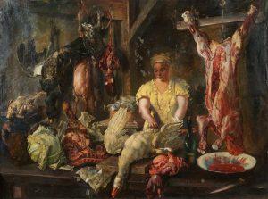 Б. Яковлев. Мясо