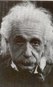 Альберт Эйнштейн, 1947 г.