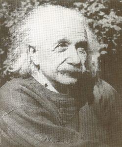 Альберт Эйнштейн, 1952 г.