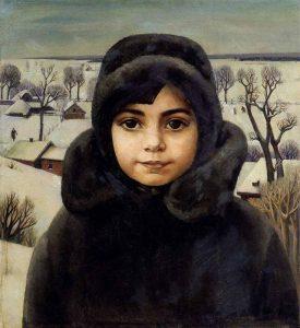 И. Островский. Светлана.1969