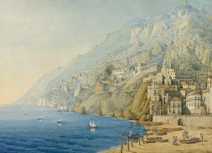 No.15: Ф. Мендельсон, Амальфи, Италия (loff.it)