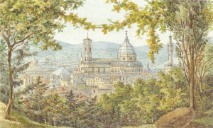 No.9: Ф. Мендельсон, Флоренция, Италия 1836 Florence 1836, Art and Music on WFMT
