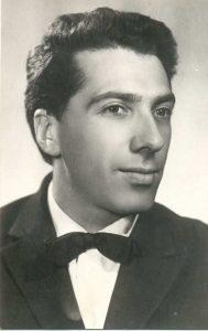 ФОТО № 2. Сергей Юрский в 1960-е годы.