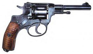 Револьвер «наган», модель 1895 г