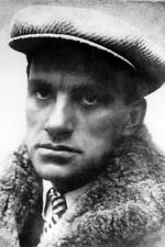Владимир Маяковский, фото П. Шумова