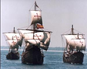 12. каравеллы Христофора Колумба