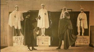 6. спектакль в стенах Студенческой Резиденции