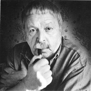 Таким я запечатлел Юрия Давыдовича тогда, в ноябре 1991-го…