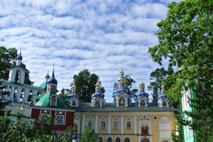 Покровская церковь Псково-Печёрского монастыря