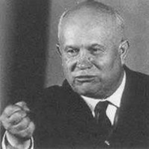 Никита Сергеевич Хрущёв 1894—1971