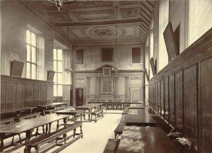 Обеденный зал колледжа Эмманюэл
