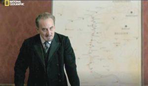 Сцена из фильма: Ратенау просит ученых дать клятву верности