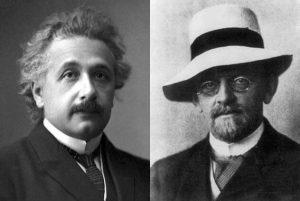 Эйнштейн и Гильберт