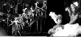 Санкт-Петербургский Мюзик холл. 2001 г. Режиссер Л. Рахлин. Художник В. Окунев