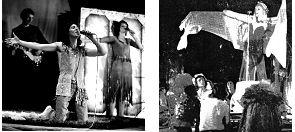 Ленинград. ВИА «Поющие гитары». 1975 г. Режиссер М. Розовский. Художник А. Коженкова