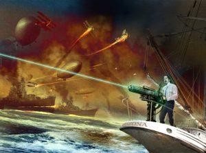 Иллюстрация к роману А. Толстого