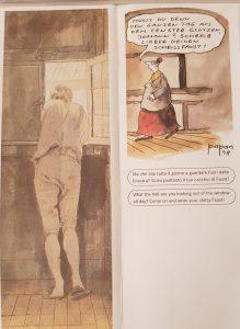 Рис. 9. (в) Рекламноый буклет музея (www.casadigoethe.it )