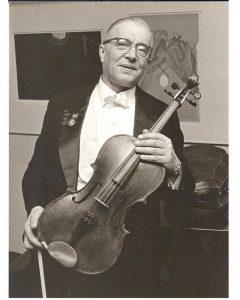 Вадим Васильевич Борисовский (1900‒1972)