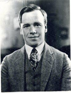 4. Георгий Дмитриевич Карпеченко. Из Архива ВИР