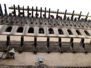 Рис. 2. Остатки водяных часов Дар-аль-Магана (Фес, Марокко), построенных в 1357 году. Фото автора