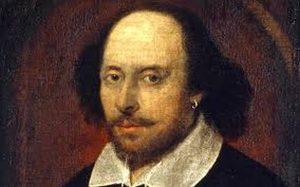 Вроде бы Шекспир в Лондонской портретной галерее