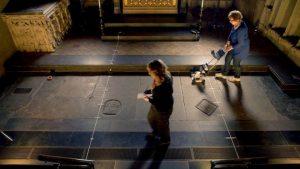 Сканирование захоронения Шекспира