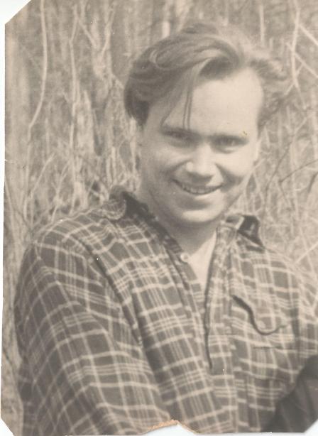 Сергей Павлович Репин (3 ноября 1928 — 12 августа 1953)
