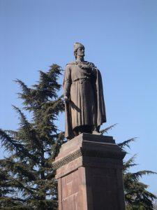 Шота Руставели — на «своём» проспекте