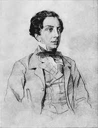 Граф Алексей Константинович Толстой, 1830-е гг