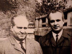 Д.Ф.Ойстрах и Н.Е.Чунихин