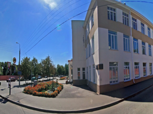 Гомельский педагогический техникум. Основан в 1915 г.