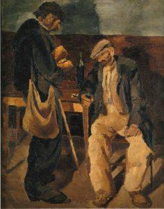 Пьяницы, 1910