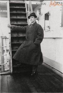 Вацлав Нижинский 1913 г.