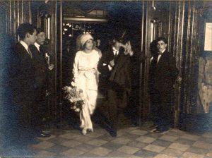 Свадьба В. Нижинского в Буэнос-Айресе 1913г.