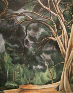 Андре Дерен. Тропинка в скалах, 1911