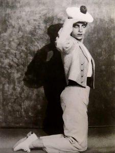 С. Лифарь в балете «Матросы»