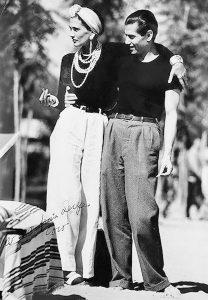 Коко Шанель и Серж Лифарь