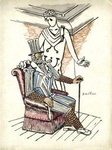 Программа «Русского балета» 1929 г.
