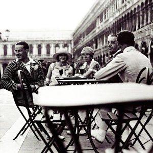 С. Дягилев в Венеции