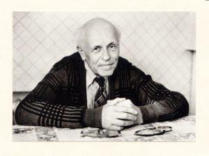 Андрей Дмитриевич Сахаров, 21.05.1921–14.12.1989. Фото Юрия Роста